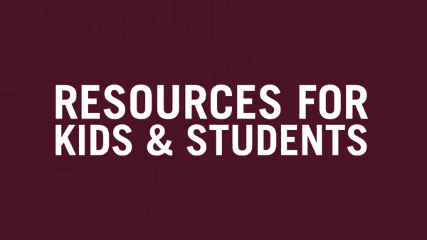 Resources for Kids Students